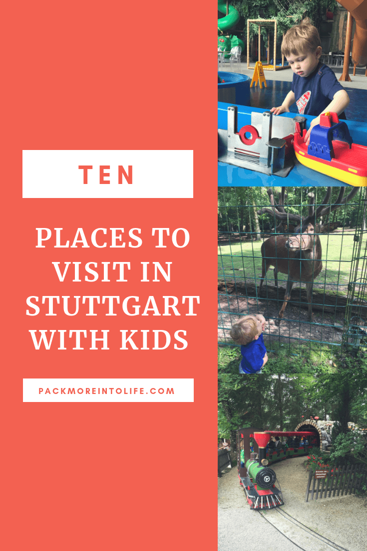 Top 10 things to do in Stuttgart with Kids